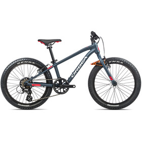 "Orbea MX Dirt 20"" Kids, blue bondi/bright red"